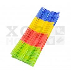 Прищепки пластиковые 5см, 48шт